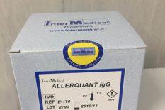 Allerquant IgG (Per l'analisi semi-quantitativa degli anticorpi di 90 allergeni alimentari nel siero umano)