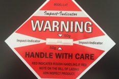 Etichetta Impact Indicator