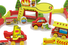 Firemen BIG box
