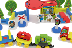 "Train station ""BIG"" box"
