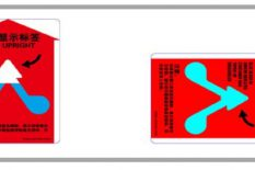 Etichetta Segnaletica 3