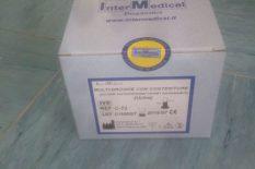 Multidroghe – Pannello di strisce per test monofase con inserito contenitore