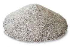 Polvere di Bentonite