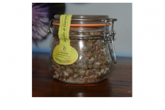 ORGANIC SMALL CAPPERS WITH SEA SALT