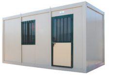Monoblocks insulated prefabricated