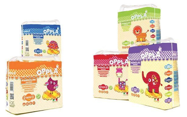 """""""OPPLA'"""" – (BABY DIAPERS – ultra)"""