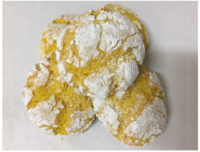 LEMON AMARETTI BISCUITS