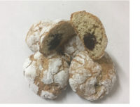 BLACK CHERRY AMARETTI BISCUITS