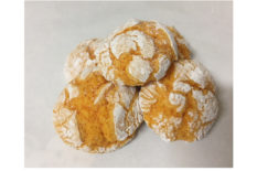 ORANGE AMARETTI BISCUITS