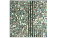 MOTHER OF PEARL MOSAIC LAGUNA SQUARE PAUA