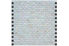 MOTHER OF PEARL MOSAIC JOINTLESS MAREA CORAL