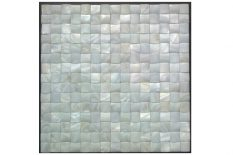 MOTHER OF PEARL MOSAIC JOINTLESS MAREA SURF