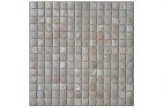 MOTHER OF PEARL MOSAIC NATURAL CREAM