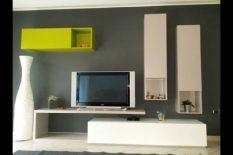 Parete Living Design Minimalista