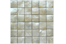 MOTHER OF PEARL MOSAIC CARVING A30 WHITE LIP