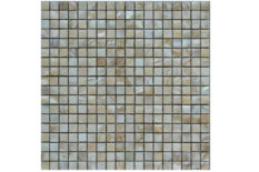 MOTHER OF PEARL MOSAIC CARVING D30 CREAM