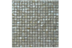 MOTHER OF PEARL MOSAIC CARVING D30 WHITE LIP