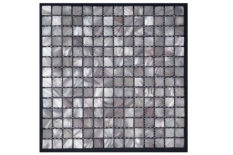 MOTHER OF PEARL MOSAIC SQUARE ICE