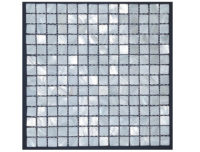 MOTHER OF PEARL MOSAIC SQUARE PANAY