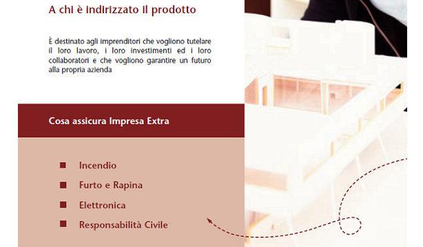 Assicurazione multigaranzia Impresa Extra