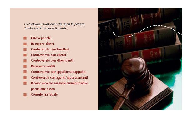 Tutela legale Business