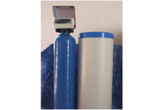 Cabinet softener or double/body 20 liters in resin