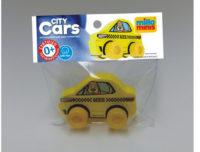 Macchinina Taxi giallo