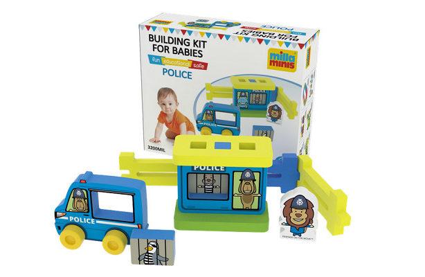Police SMALL box