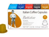 100 Arabic taste capsules – compatible with Nespresso machines
