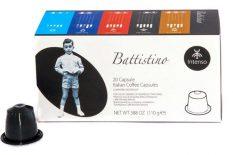 """100 capsules per box """"Intense taste"""" – for Nespresso machines"""