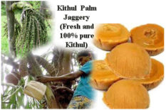 100% Pure Kithul Palm jaggery