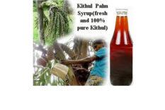 Sciroppo di palma Kithul (100% pura e fresca palma Kithul)
