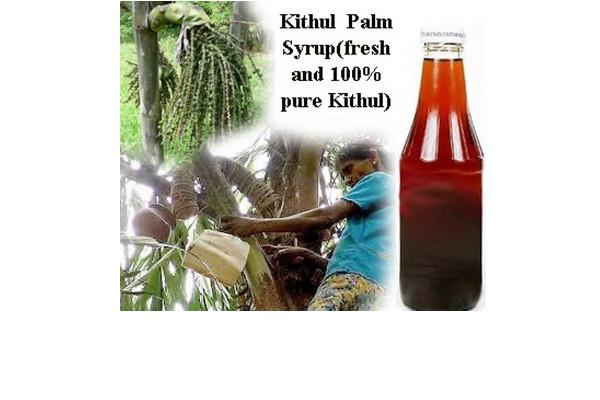 Kithul Palm Syrup (Fresh and 100% pure Kithul)