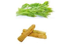 Kohila Ala(Lasia Stalk and Leaves)