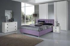 White Double Bedroom