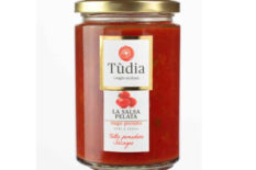 READY MADE PEELED TOMATO SAUCE WITH BASIL